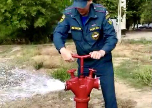 20-09-09 КВ Концессии водоснабжения обследуют около 4 тысяч пожарных гидрантов